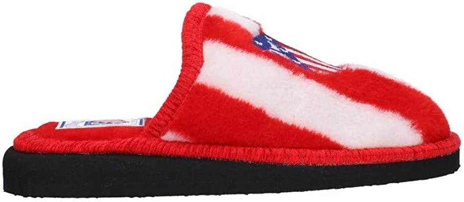 FUTBOL Zapatillas de casa Atlético de Madrid 24 al 34-31: Amazon ...