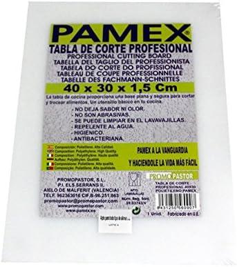 PAMEX - Tabla de Corte Profesional de 40 x 30 cm: Amazon.es: Hogar
