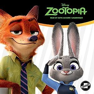 Zootopia Audiobook