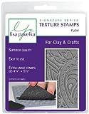 Lisa Pavelka Texture Stamp Kit Flow (Style #076)