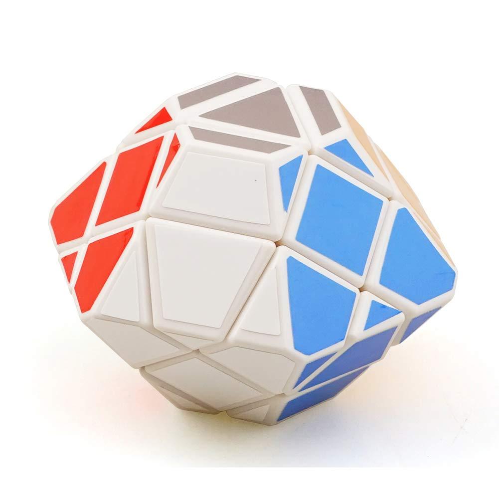 JIAAE UFO Shape Cubo Di Rubik Competizione Professionale Alta Difficoltà Rubik Bambini Puzzle Toy [Classe di efficienza energetica A]