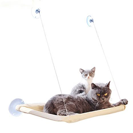 Remarkable Katert Sunny Seat Window Mounted Cat Bed Space Saving Cat Hammock Hold Up To 50 Lbs Andrewgaddart Wooden Chair Designs For Living Room Andrewgaddartcom