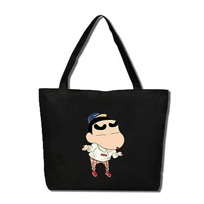 6073da4bd2fa new Crayon Shin-chan Large Capacity Bag Canvas Single-shoulder Bag ...