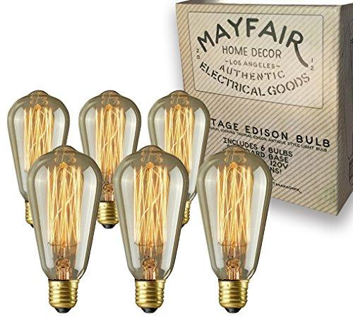 60w edison bulb - 4