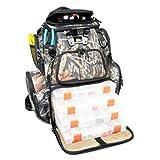 Wild River NOMAD Mossy Oak Tackle Tek Lighted Backpack w/4 PT3600 Trays - 1 Year Direct Manufacturer Warranty
