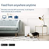 PETKIT Automatic Pet Feeder, Wi-Fi Enabled Smart