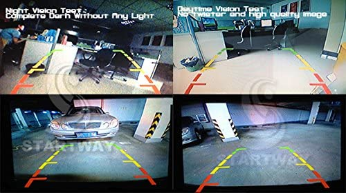 for Mercedes Benz C Class W204 Car Rear View Camera Back Up Reverse Parking Camera//Plug Directly