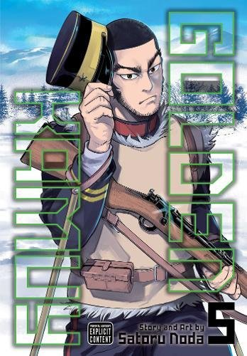 Golden Kamuy, Vol. 5 by VIZ Media LLC