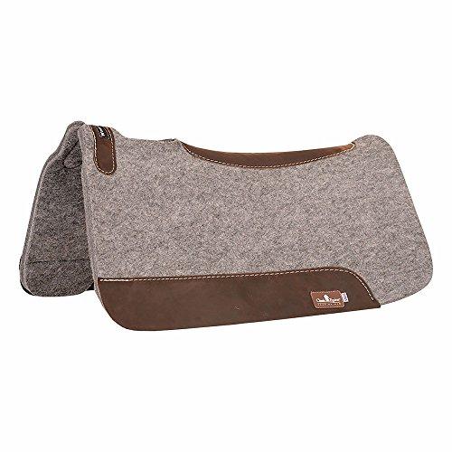 Classic Equine BioFit Wool Felt Saddle Pad 31x32x1