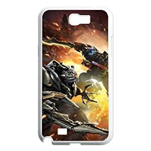 C-EUR Diy Phone Case Transformers Pattern Hard Case For Samsung Galaxy Note 2 N7100 by mcsharks