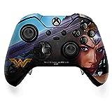 Skinit Wonder Woman Xbox One Elite Controller Skin - Wonder Woman Battle Ready | DC Comics Skin