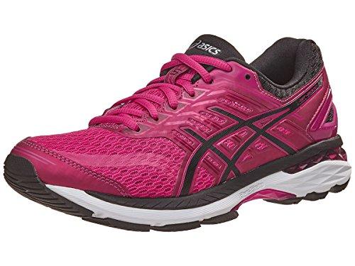 Price comparison product image ASICS GT 2000 5 Wom Shoe Pnk / Blk / Wht 8.5 B