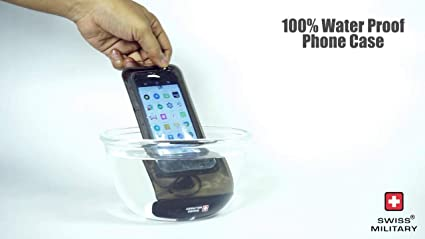 huge discount d6c3d 1b2f2 Swiss Military MP1 - WATERPROOF MOBILE CASE(Iphone only)