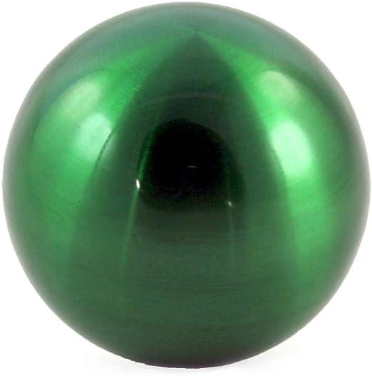Lifestyle & More Bola Decorativa de jardín Bola Decorativa Verde Acero Inoxidable diámetro 15 cm: Amazon.es: Jardín