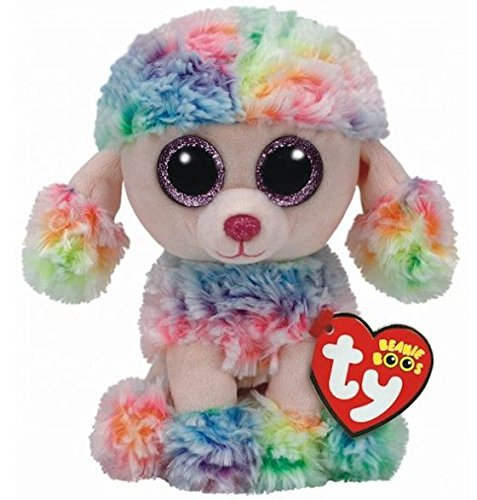 TY 37223 Beanie Boos Rainbow Dog Reg, Small from Ty