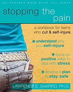 Amazon helping teens who cut first edition understanding stopping the pain a workbook for teens who cut and self injure fandeluxe Epub