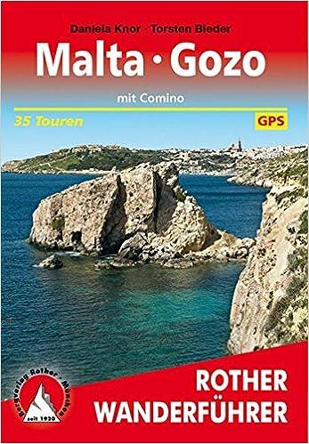 Malta Gozo: mit Comino. 35 Touren. Mit GPS-Tracks: Amazon.es: Knor, Daniela, Bieder, Torsten: Libros en idiomas extranjeros