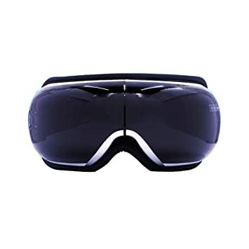3e6165fad3f2 Wireless Eye Massager Electric Magnetic Therapy Vibration Acupressure  Massage Band mp3 Features Far Infrared Heating Eye Care Eye Massager   Amazon.co.uk  ...