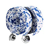 Jeerui Bicycle handlebar tape Camouflage Cycling Handle Belt Handlebar Tape Wrap Bicycle Accessories
