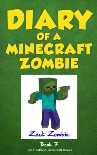 Diary Minecraft Zombie Book Unofficial product image