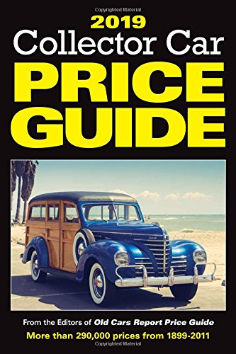 2019 Collector Car Price Guide - Automotive Guide