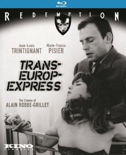 Robbe-Grillet: Trans-Europ-Express [BLU-RAY]