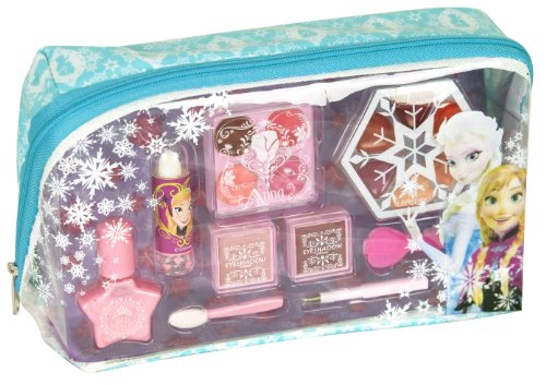 Disney Frozen / Die Eiskönigin: Annas Make-up Täschchen (Schminke) - für Kinder