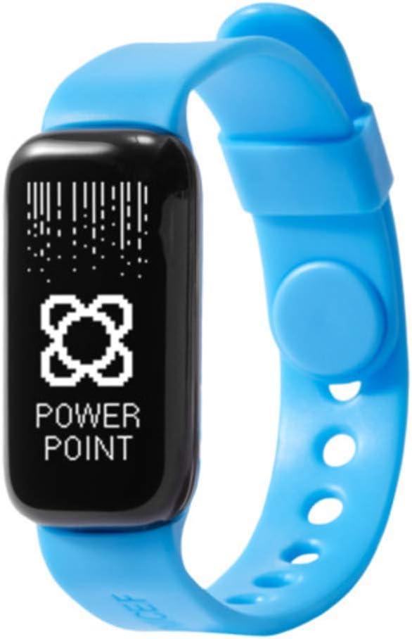 UNICEF Kid Power Band - Blue - New Version