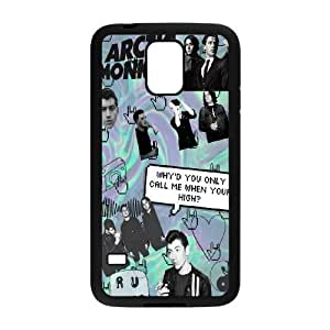 Arctic Monkeys music rock band series protective case cover For Samsung Galaxy S5 c-UEY-s72549