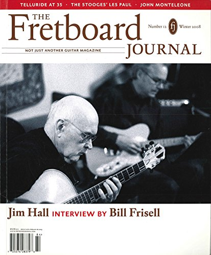 The Fretboard Journal, Winter 2008 (Number 12)