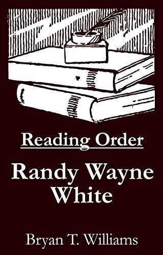 Randy Wayne White - Reading Order Book - Complete Series Companion Checklist