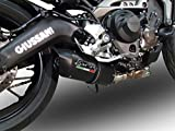 gpr exhaust system - Yamaha MT-09 FZ9 GPR Exhaust Systems Catalyzed Road Legal Furore Slipon Muffler