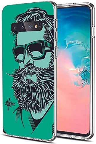 Cover per Samsung Galaxy S10- Inkover - Custodia in Tpu