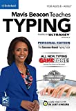 Software : Mavis Beacon Teaches Typing Powered by UltraKey v2 - Personal Edition