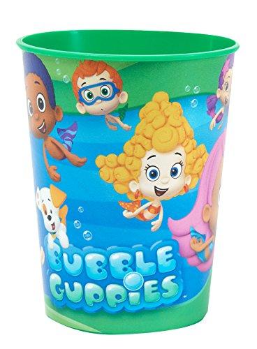 Amscan Bubble Guppies Favor Cup 16 Oz (Each) -