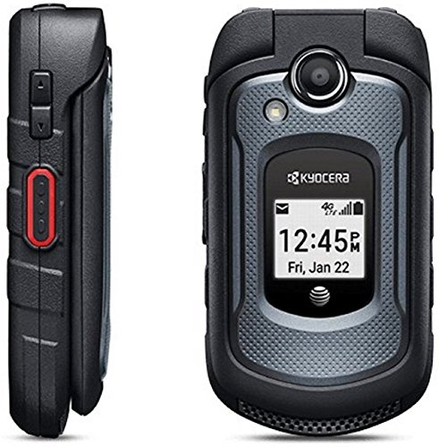Kyocera Camera Memory - Kyocera DuraXE E4710, Black 8GB (Unlocked) (Certified Refurbished)