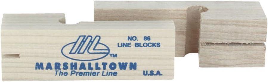 Marshalltown 86 Wood Line Blocks