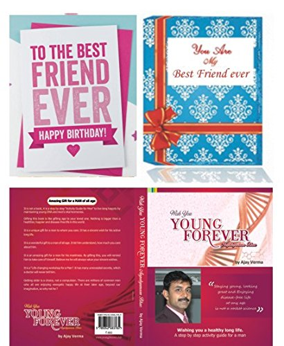 Ajay Vermas Unique Birthday Gift For Friend Happy Age To Your Amazonin Office Products