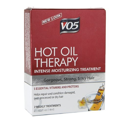 Alberto VO5 Hot Oil Weekly Intense Conditioning Treatment (PACK OF 12)
