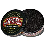 Smokey Mountain Snuff - Tobacco & Nicotine Free - Cherry