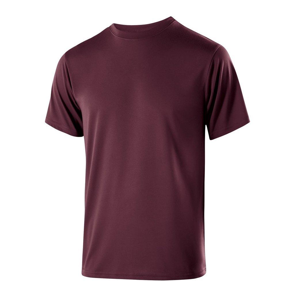 【売れ筋】 Holloway Maroon dry-excel dry-excel Youthゲージシャツ( Large , Maroon ) Large B01FUZBW9W, 稲毛区:da2b9c23 --- ciadaterra.com
