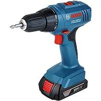 Bosch Professional 06019A8305 GSR 1800-Li Trapani, 0 W