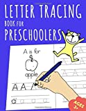 Letter Tracing Book for Preschoolers: Learn to