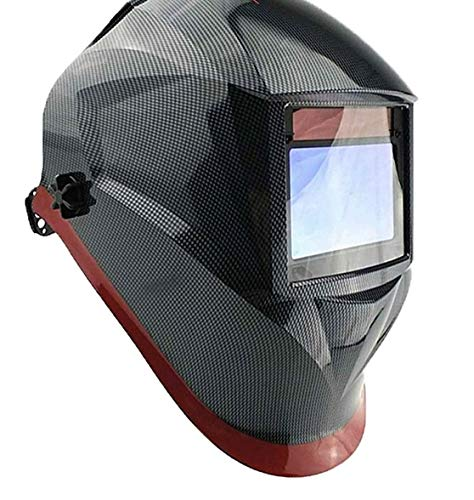 USA seller DMN New Auto Darkening Solar Powered Welders Welding Helmet Mask With Grinding Function