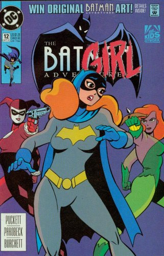 Batman Adventures #12