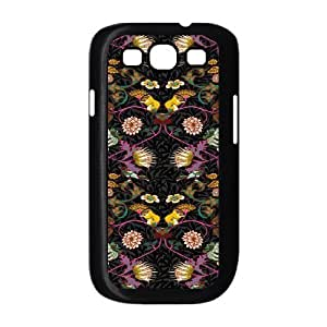 Floral Patterns Samsung Galaxy S3 Case Black Yearinspace945577