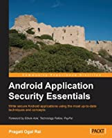Android Application Security Essentials Front Cover