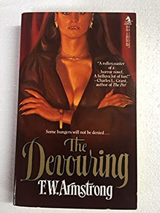 book cover of The Devouring