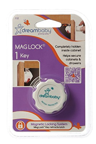 Dreambaby Magnetic Lock 1 Key