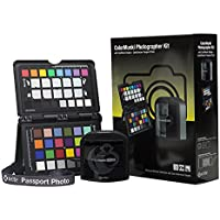 X-Rite CMUNDISMSCCPP ColorMunki Photographer Kit, Black